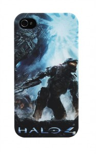Gaming Cover Halo 4